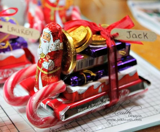 Идеи с конфетами своими руками