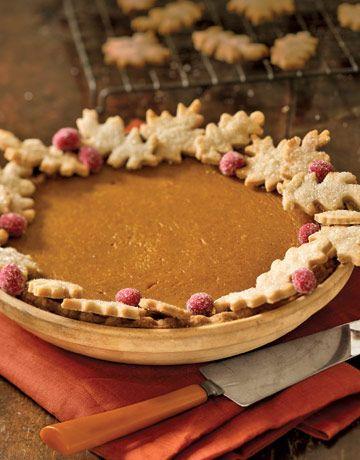 декор пирогов фото